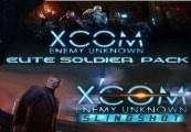 XCOM Elite Soldier Pack & Slinghot DLC Steam CD Key