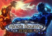 King's Bounty: Warriors of the North - Ice and Fire DLC Steam CD Key