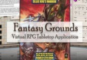 Fantasy Grounds - Mutants & Masterminds Ruleset DLC Steam Gift