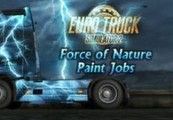 Euro Truck Simulator 2 - Force of Nature Paint Jobs Pack DLC Steam CD Key