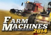 Farm Machines Championships 2014 English Only Steam CD Key