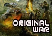 Original War Steam CD key
