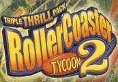 RollerCoaster Tycoon 2: Triple Thrill Pack Steam CD Key