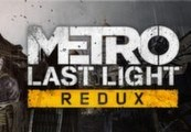 Metro Last Light Redux ASIA Steam CD Key