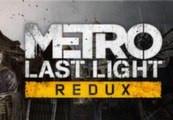 Metro: Last Light Redux US Steam CD Key