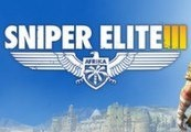 Sniper Elite III + Hunt the Grey Wolf DLC Steam CD Key