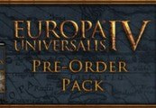 Europa Universalis IV - PRE-ORDER Bonus DLC Steam Gift