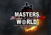Masters of the World - Geopolitical Simulator 3 Steam Gift