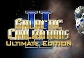 Galactic Civilizations® II: Ultimate Edition Steam CD Key