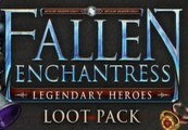 Fallen Enchantress: Legendary Heroes - Loot Pack DLC Steam CD Key