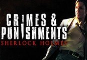 Sherlock Holmes: Crimes and Punishments PL Steam CD Key
