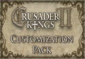 Crusader Kings II - Customization Pack DLC Steam CD Key