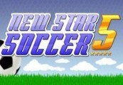 New Star Soccer 5 EU Steam CD Key
