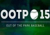 Out of the Park Baseball 15 EU Steam CD Key