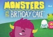 Monsters Ate My Birthday Cake Steam CD Key
