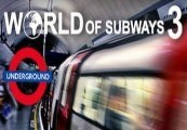 World of Subways 3 – London Underground Circle Line Steam Gift