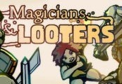 Magicians & Looters Steam CD Key