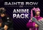 Saints Row IV - Anime Pack DLC Steam CD Key