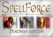 Spellforce Platinum Edition Steam CD Key