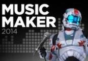 MAGIX Music Maker 2014 Steam Gift