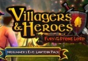 Villagers and Heroes: Midsummer's Eve Lantern Pack Steam Gift