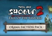 Total War Shogun 2: Fall of the Samurai - The Obama Faction Pack DLC Steam Gift