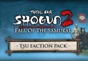 Total War Shogun 2: Fall of the Samurai - The Tsu Faction Pack DLC EN Language Only Steam CD Key