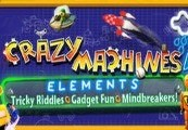 Crazy Machines Elements- Gadget Fun & Tricky Riddles DLC Steam CD Key