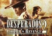 Desperados 2: Cooper's Revenge Steam Gift