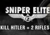 Sniper Elite V2 - Kill Hitler + 2 Rifles DLC Steam Gift