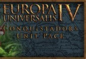 Europa Universalis IV - Conquistadors Unit Pack DLC Steam CD Key
