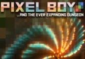 Pixel Boy and the Ever Expanding Dungeon Steam CD Key