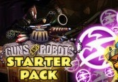 Guns and Robots - Starter Pack DLC Steam CD Key