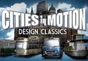 Cities in Motion: Design Classics DLC Steam CD Key
