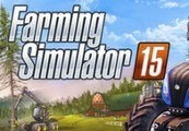 Farming Simulator 15 RU VPN Required Steam CD Key
