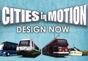 Cities in Motion - Design Now DLC Steam CD Key