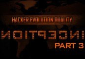 Hacker Evolution: Duality - Inception Part 3 DLC Steam CD Key