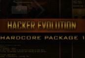 Hacker Evolution: Hardcore Package 1 DLC Steam CD Key