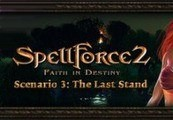 SpellForce 2 - Faith in Destiny Scenario 3: The Last Stand DLC Steam CD Key