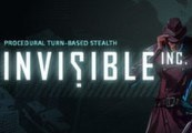 Invisible, Inc. Steam Gift