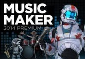 MAGIX Music Maker 2014 Premium Steam Gift