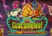 Guacamelee! Super Turbo Championship Edition + Guacamelee Gold Original Soundtrack Steam Gift
