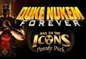 Duke Nukem Forever - Hail to the Icons Parody Pack DLC Steam CD Key