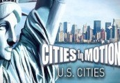Cities in Motion: US Cities DLC Steam CD Key