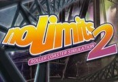 NoLimits 2 Roller Coaster Simulation Steam Gift
