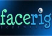 FaceRig + FaceRig Pro DLC Steam CD Key