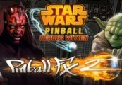 Pinball FX2 - Star Wars Pinball: Heroes Within Pack DLC Steam Gift