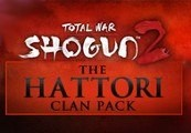 Total War: SHOGUN 2 - The Hattori Clan Pack DLC Steam CD Key