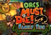 Orcs Must Die 2! - Family Ties Booster Pack Steam CD Key