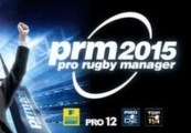 Pro Rugby Manager 2015 Steam Gift
